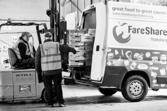 Our Partnership with FareShare